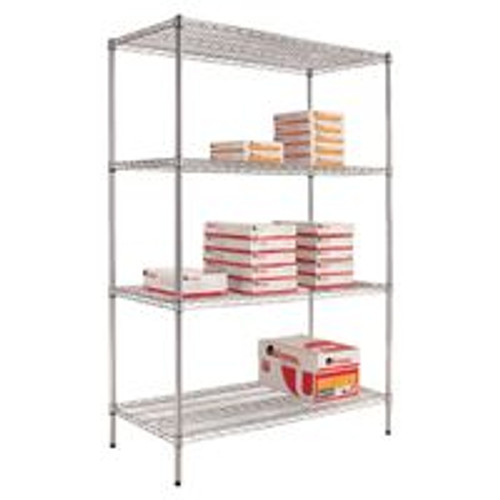 789-SW504824SR | Alera Wirestart Shelving