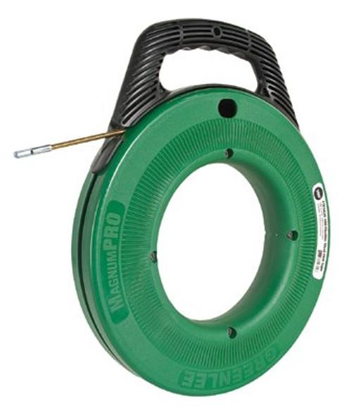 332-FTFS439-100 | Greenlee Flex-O-Twist Flexible Steel Fish Tapes