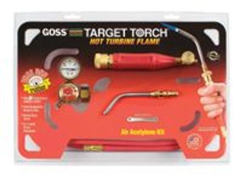 328-KX-5B | Goss Target Torch Air Acetylene Kit