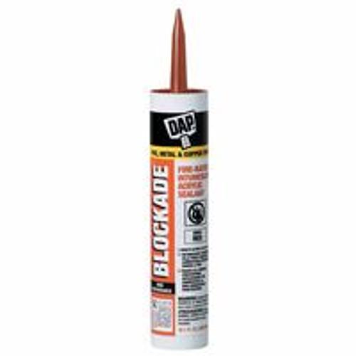 802-18858 | DAP BLOCKADE Fire-Rated High Performance Intumescent Acrylic Latex Sealants