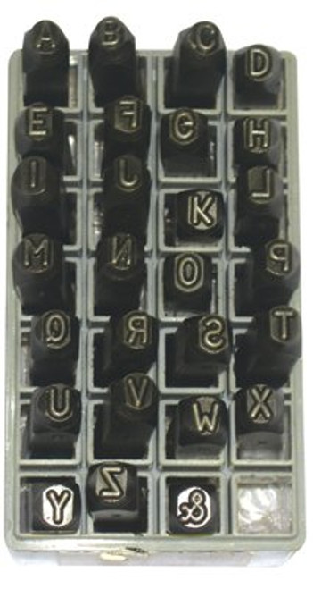 337-25950 | C.H. Hanson Low Stress Full Character Steel Hand Stamp Sets