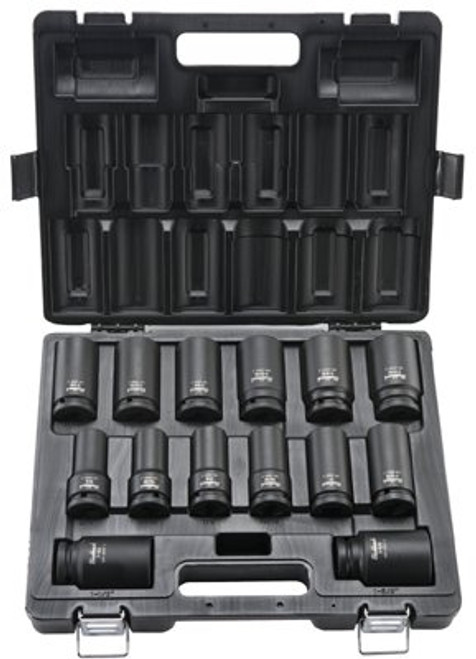 578-UW-2614DS | Blackhawk Deep Impact Socket Sets