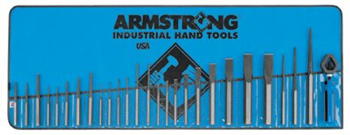 069-70-568 | Armstrong Tools 27 Piece Punch and Chisel Sets