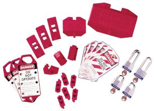 262-65777 | Brady Electrical Lockout Starter Kits