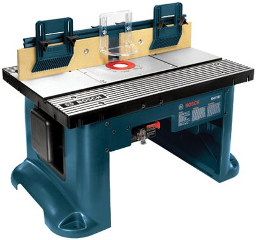 114-RA1181 | Bosch Power Tools Benchtop Router Tables