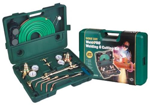 328-KM-5TA-CV | Goss WeldPro Welding & Cutting Kits