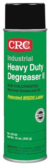 125-03122 | CRC Heavy Duty Degreaser II