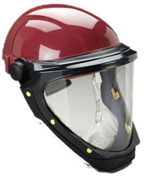 142-L-501 | 3M Personal Safety Division L-Series Helmets and Loose-Fitting Facepieces