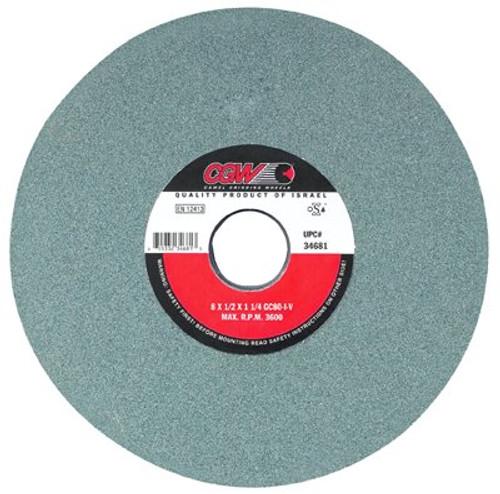 421-34703 | CGW Abrasives Green Silicon Carbide Surface Grinding Wheels
