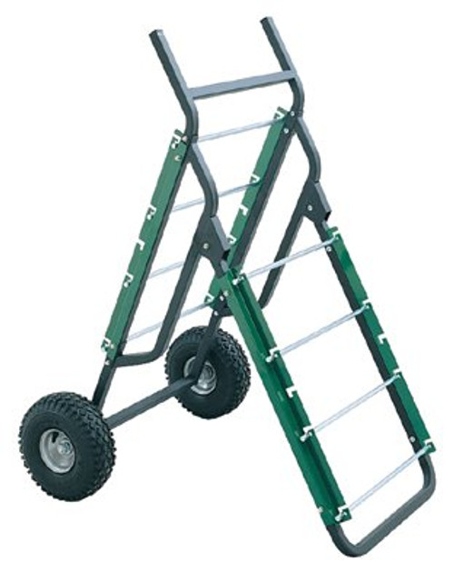 332-9510 | Greenlee Deluxe A-Frame Wire Carts