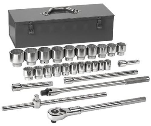329-80880 | GearWrench 27 Piece Standard Socket Sets