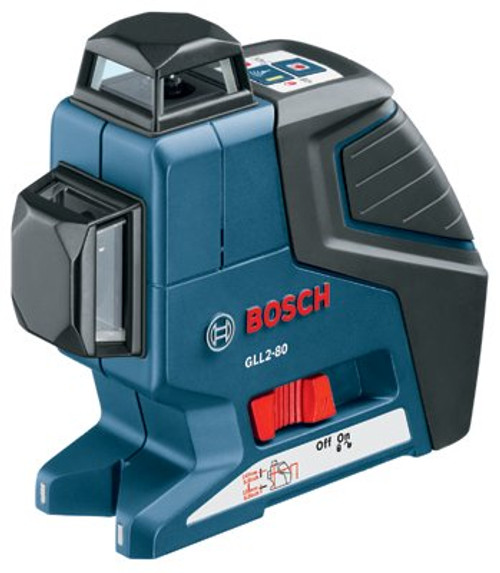 114-GLL2-80 | Bosch Power Tools Dual Plane Leveling and Alignment Lasers