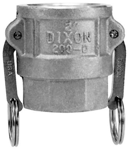 238-300-D-SS | Dixon Valve Andrews Type D Cam and Groove Couplers