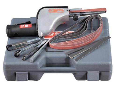 415-14010 | Dynabrade The Original Dynafile Abrasive Belt Machine Kits