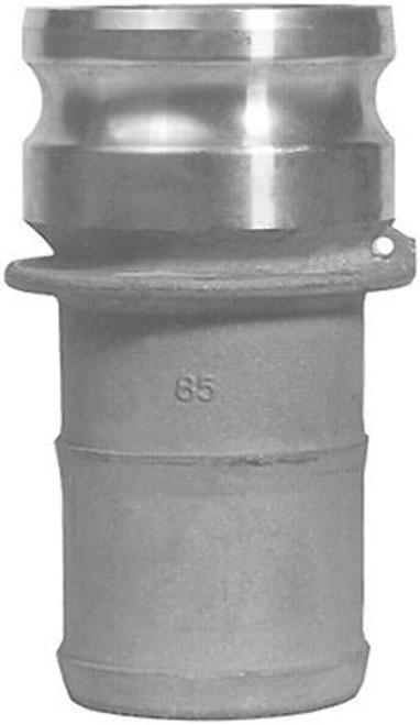238-400-E-SS | Dixon Valve Andrews/Boss-Lock Type E Cam and Groove Adapters
