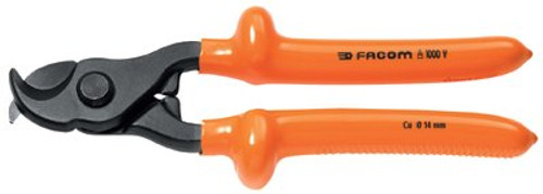 575-FA-414.52AVSE | Facom Insulated Ratchet Cable Cutters