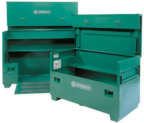 332-3360 | Greenlee Flat-Top Box Chest