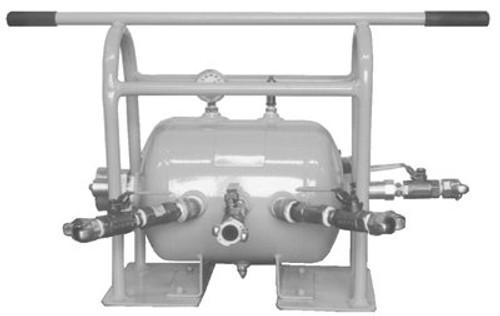238-1217AR-4AK | Dixon Valve ASME Air Receiver Manifolds
