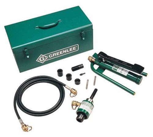 332-7610SB | Greenlee Ram & Foot Pump Hydraulic Driver Kits