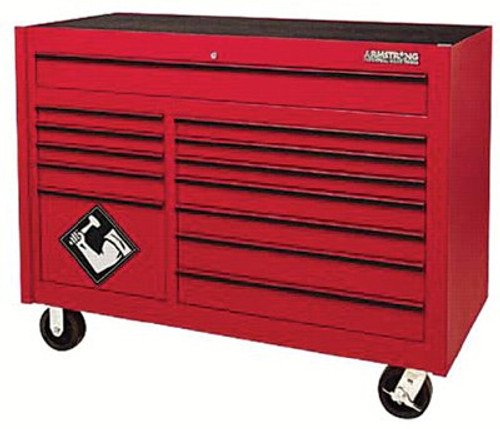 069-16-988 | Armstrong Tools 13 Drawer Double Bay Roller Cabinets