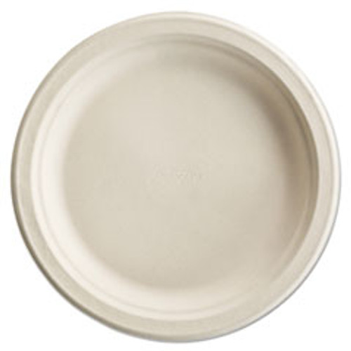 HUH25774 | Chinet Classic White Premium Strength Molded Fiber Dinnerware, Includes 8 packs of 125 plates. 1000/Case