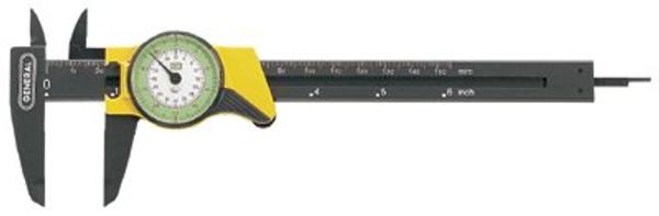 318-142 | General Tools Dial Calipers