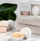 Multi-Use Shower Tablets (Set of 3) - Fragrance Variety