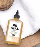 BE WELL Organic Body Wash