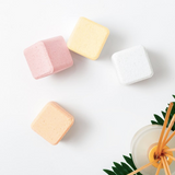 Bath Bomb Cube Set - Rosemary Lime & Lemon Tea Tree
