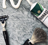 Refresh - Shaving Soap Tube