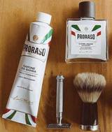 Sensitive - Shaving Soap Tube