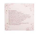 Rose Intimate Wipes
