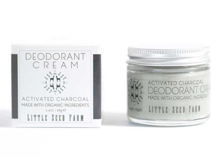 Activated Charcoal - Deodorant Cream