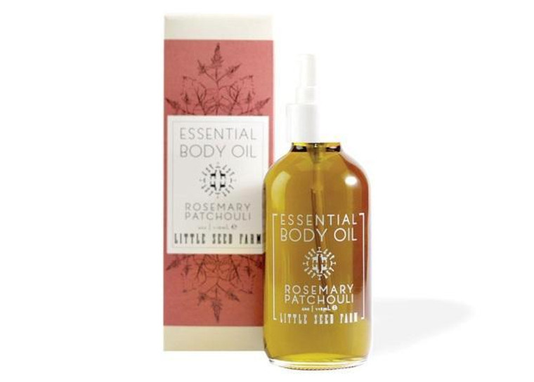 Rosemary Patchouli - Essential Body Oil