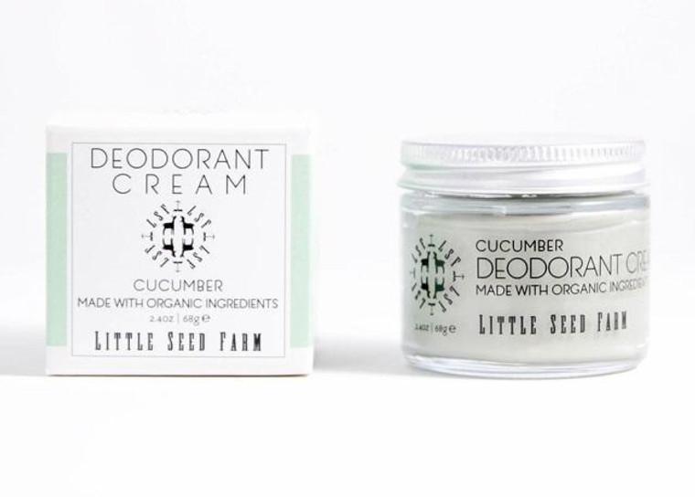 Cucumber - Deodorant Cream