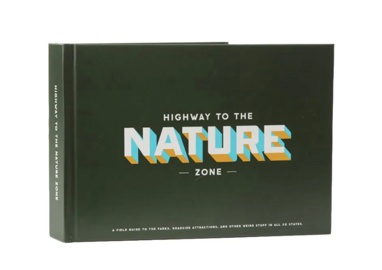 """""""Highway to Nature Zone """" Prompted Journal"""