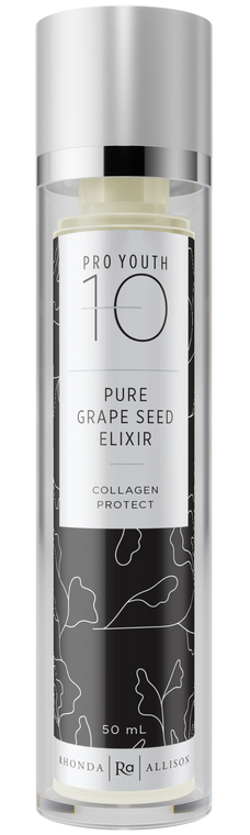 Pure Grape Seed Elixir (Hydrating Grape Seed Serum) - ProYouth Minus 10