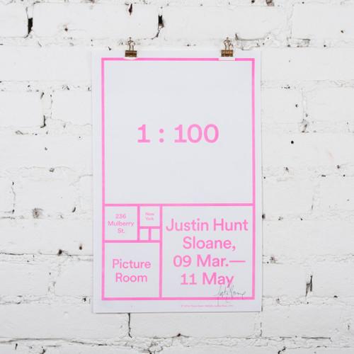 Featured Artist Poster: Justin Hunt Sloane