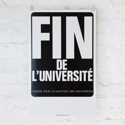'Fin' Prints, Black