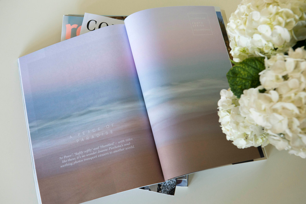 Joanne Piechota in Collective Hub Magazine