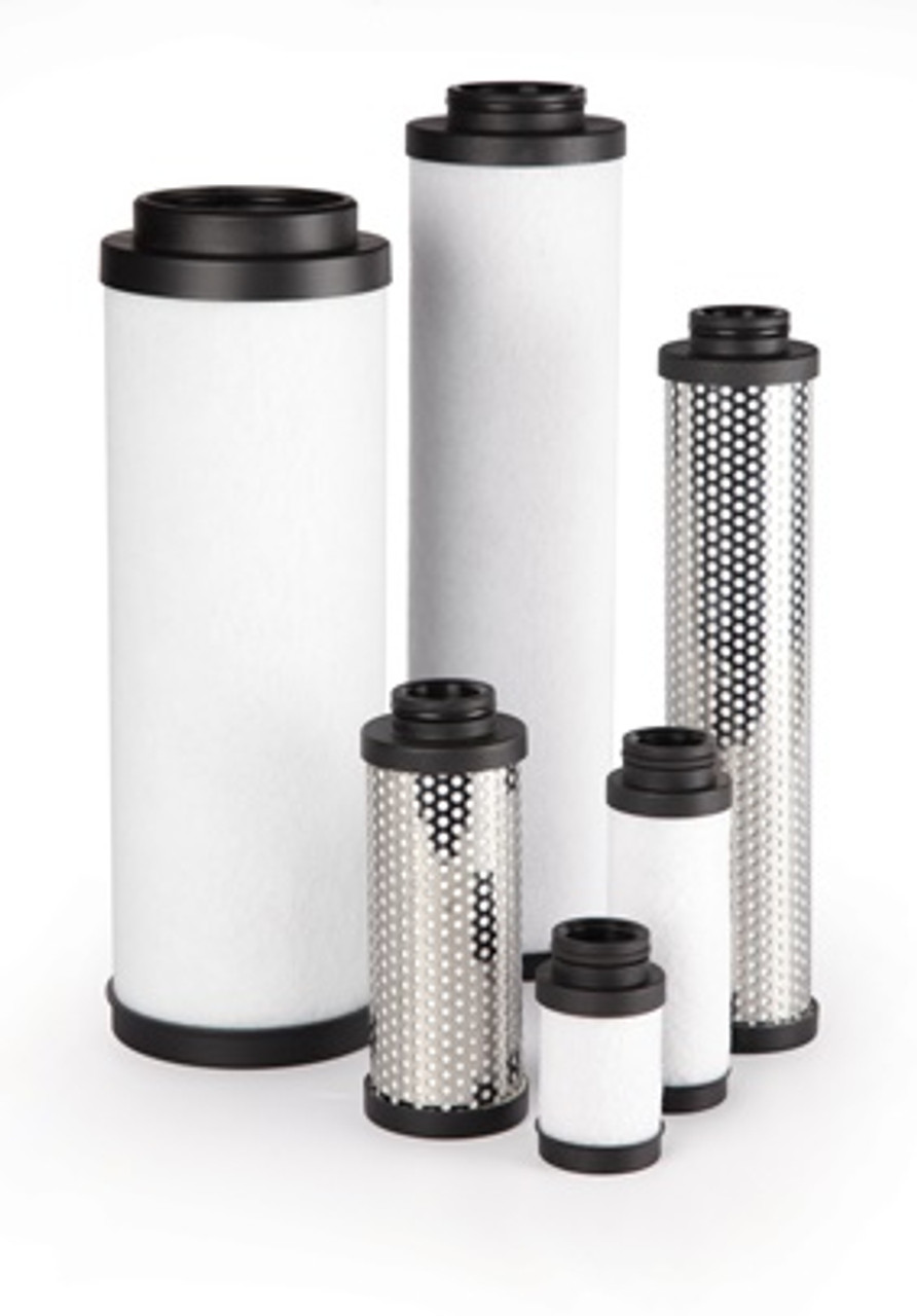 0.01 Micron Particulate//0.01 PPM Oil Removal Efficiency 4CU15-060 Replacement Filter Element for Finite HN4S-4CU