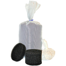 0.01 Micron Particulate//0.01 PPM Oil Removal Efficiency 2C15-060 Replacement Filter Element for Finite HN4S-2C