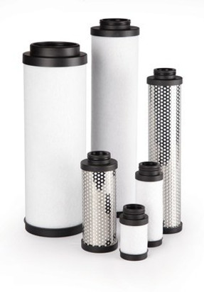 0.01 Micron Particulate//0.01 PPM Oil Removal Efficiency EGB-625-S Replacement Filter Element for Great Lakes GB-625-S