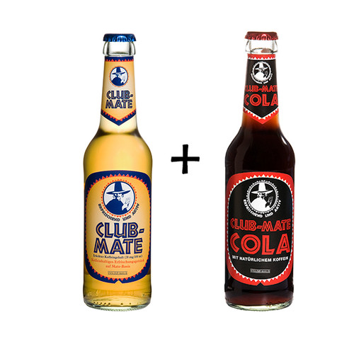 Club Mate Cola Kola Dublin Ireland Delivery