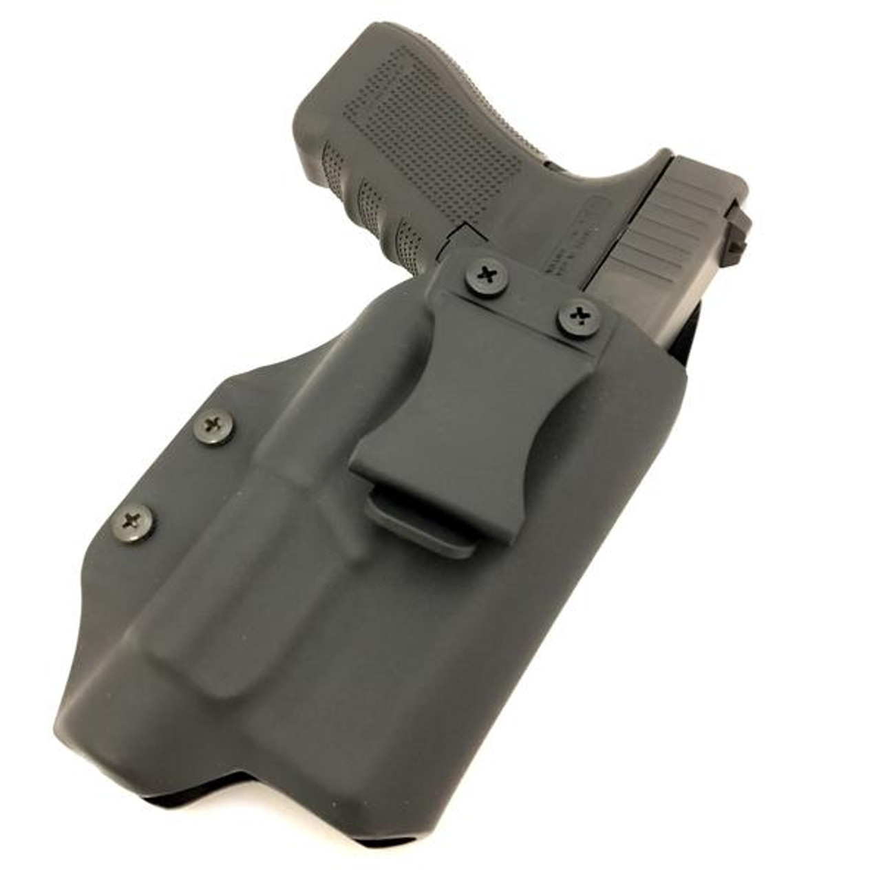 IWB-L Kydex Holster with Weapon Light