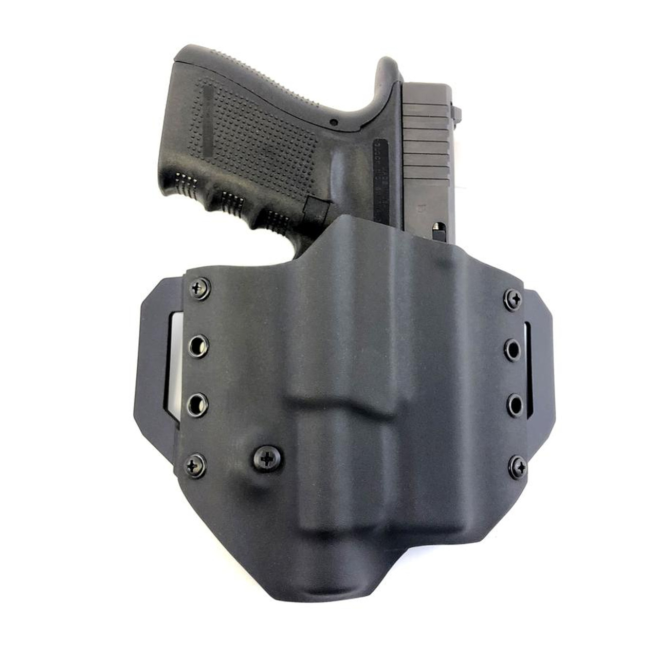 OWB-L Pancake Kydex Holster : Open Carry