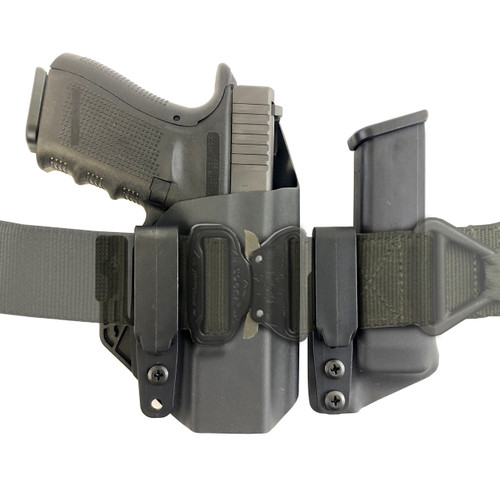 IWB-L Kydex Holster with Weapon Light - WPT2