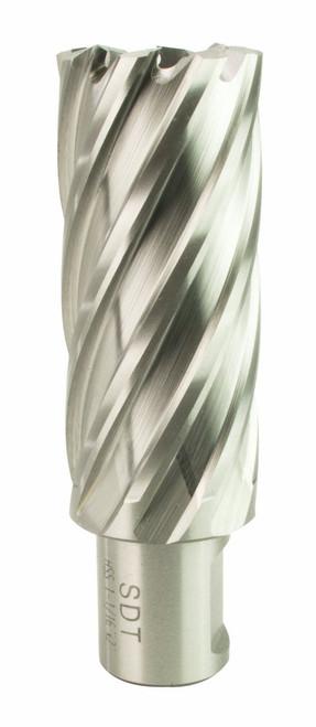"Steel Dragon Tools® 2/"" x 2/"" Carbide Tip Annular Cutter 3//4/"" Weldon Shank"