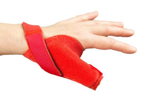Dorsal Stay Thumb Splint