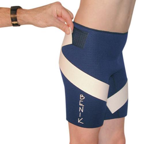 Benik Neoprene Shorts - Pull On